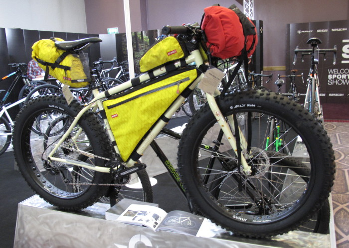 Expedition Bike