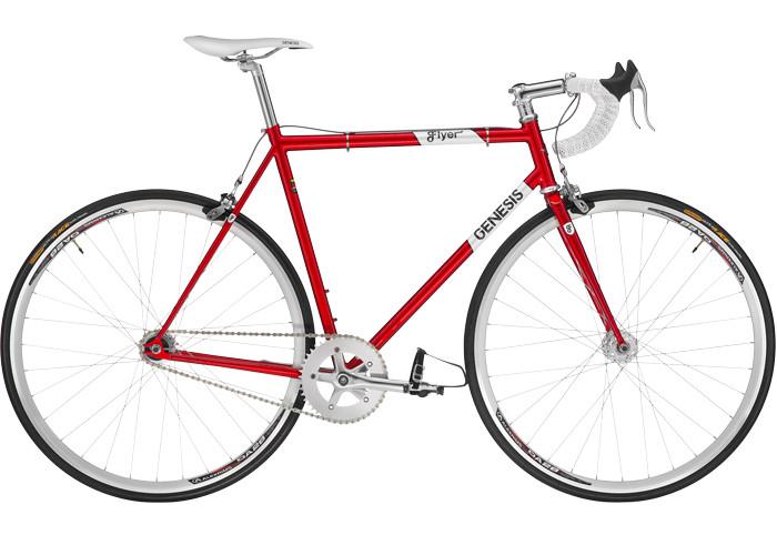 Singlespeed Fixed Gear Bike Fixie